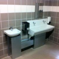 sanitaire PMR